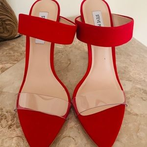 Brand New Red Hot 🔥 Steve Madden Amaya